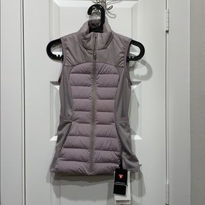 NWT Lululemon Down For It All Vest-  Size 0